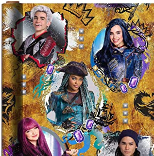 Best descendants 2 wrapping paper Reviews