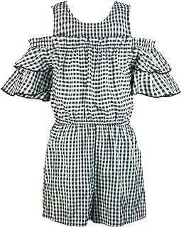 93a47a22f7e Amazon.com  Big Girls (7-16) - Jumpsuits   Rompers   Clothing ...