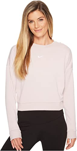 Dry Long Sleeve Crop Training Top