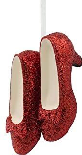 Hallmark Christmas Ornaments, The Wizard of Oz Ruby Slippers Ornament