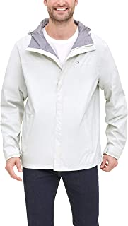 Men's Lightweight Breathable Waterproof Hooded Jacket