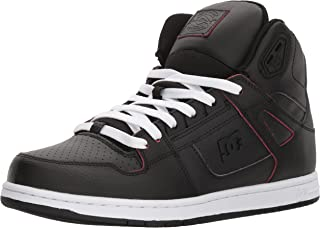 DC Men's Pure HIGH-TOP SE Skate Shoe