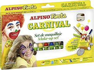 Alpino DL000008 - Set de maquillaje