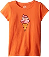 Life is Good Kids - Peace Love Ice Cream Tee (Little Kids/Big Kids)