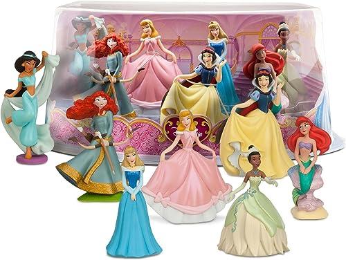 Disney Princess Mini-Figure Play Set  1 by Disney