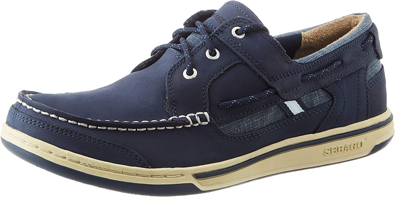 Sebago Men's NEW before selling Triton Boat Three-Eye Baltimore Mall Shoe