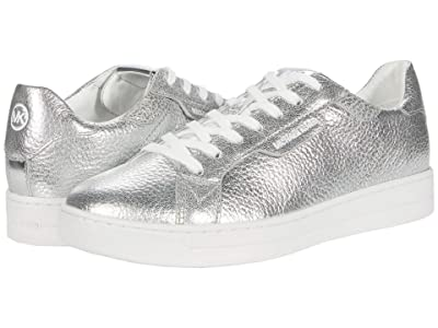 MICHAEL Michael Kors Keating Lace-Up (Silver) Women