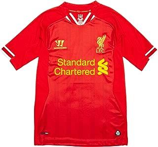 Warrior Liverpool Home Junior Short Sleeve Jersey 2013/14