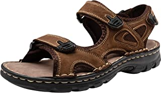 Best wow leather sandals Reviews
