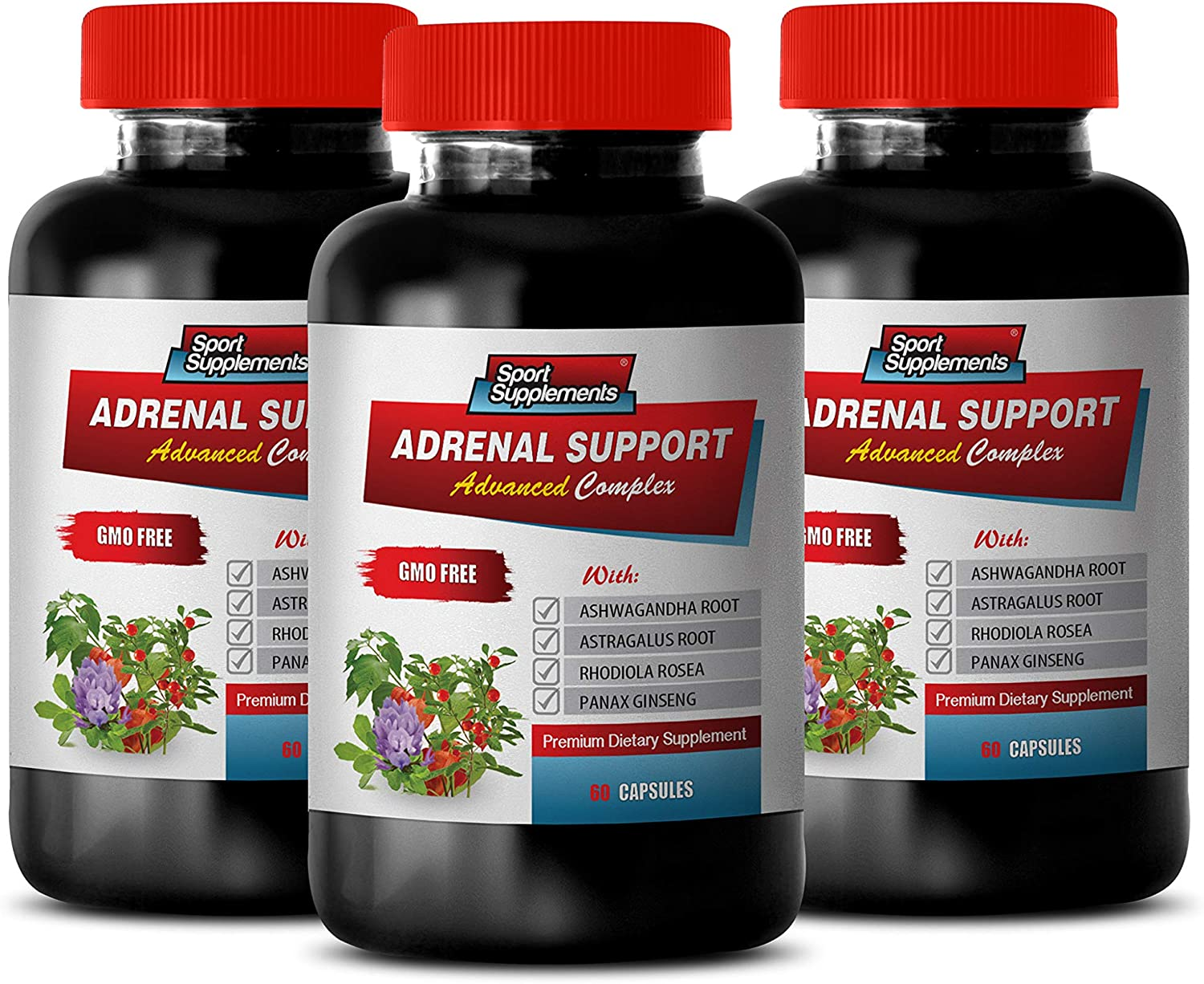 Immune System Booster for Women - Spring new work Support Free GMO A San Francisco Mall Adrenal