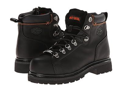 Harley-Davidson Gabby Steel Toe (Black) Women
