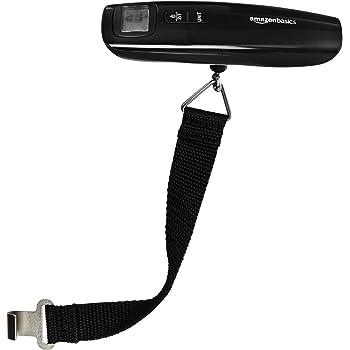 AmazonBasics Portable Digital Luggage Weight Scale
