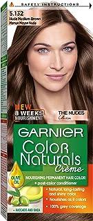 Garnier Color Natural nudes kit 5.132 Nude Medium Brown Haircolor60 ml