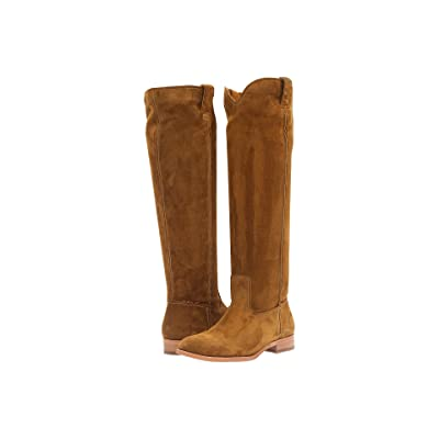 Frye Cara Tall (Wheat Oiled Suede) Women