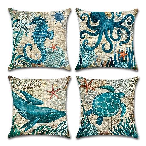Cojines Decorativos Animal: Amazon.es
