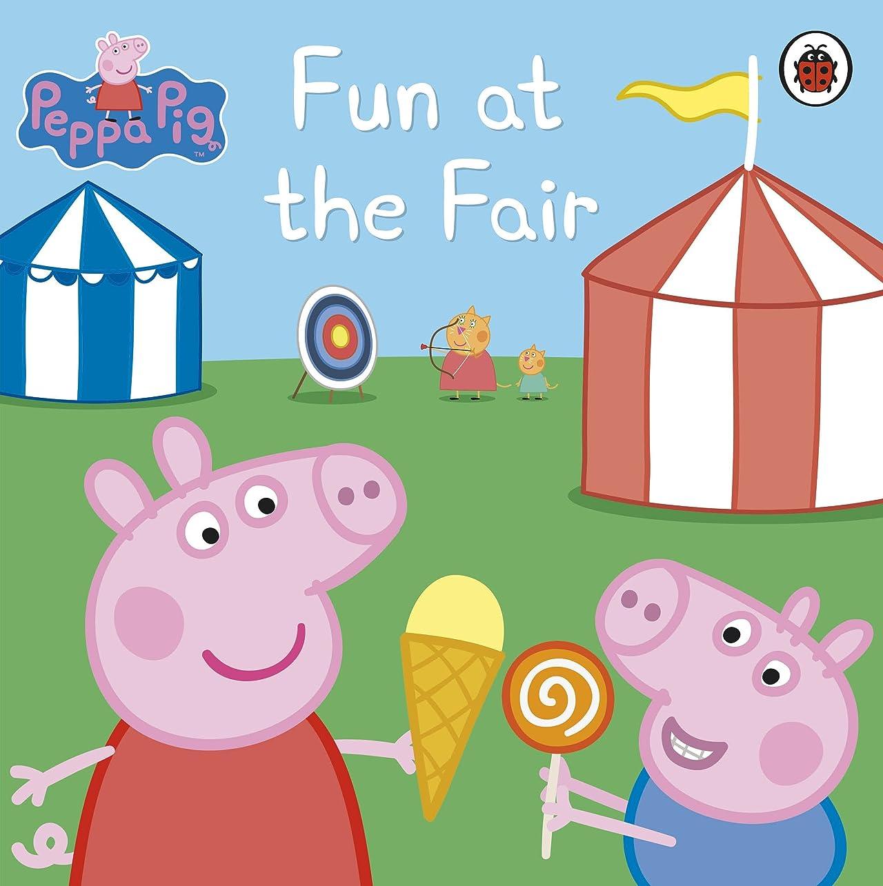 経済的憂慮すべきフリルPeppa Pig: Fun at the Fair (English Edition)
