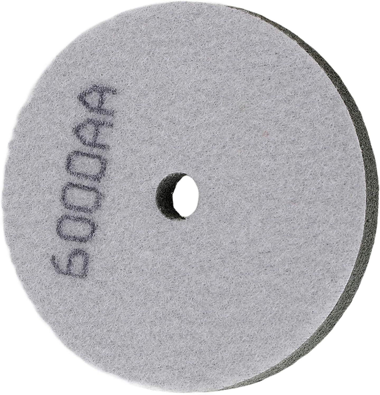 Sponge Polishing Pad 6000 Grit for Granite Concrete Marble 100mm OD