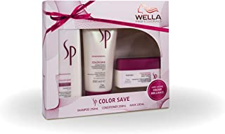 Wella SP Professionals Care  Color Save Trio Gift Set
