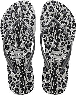 Havaianas Women's HAV Slim Animals Rubber Sandal