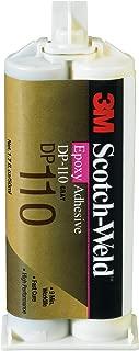 3M Scotch-Weld Epoxy Adhesive Duo-Pak, Gray, 1.69-Ounce