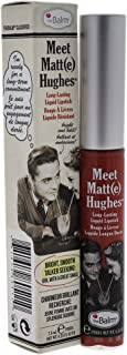 theBalm Meet Matte Hughes Long-Lasting Liquid Lipstick, Committed, Lightweight Matte Finish