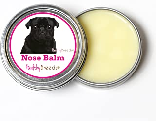 Healthy Breeds Elbow Nose & Paw All-Natural Butter Balms - Over 200 Breeds - Organic Oils to Hydrate & Heal - Unscented Formula - 2 oz