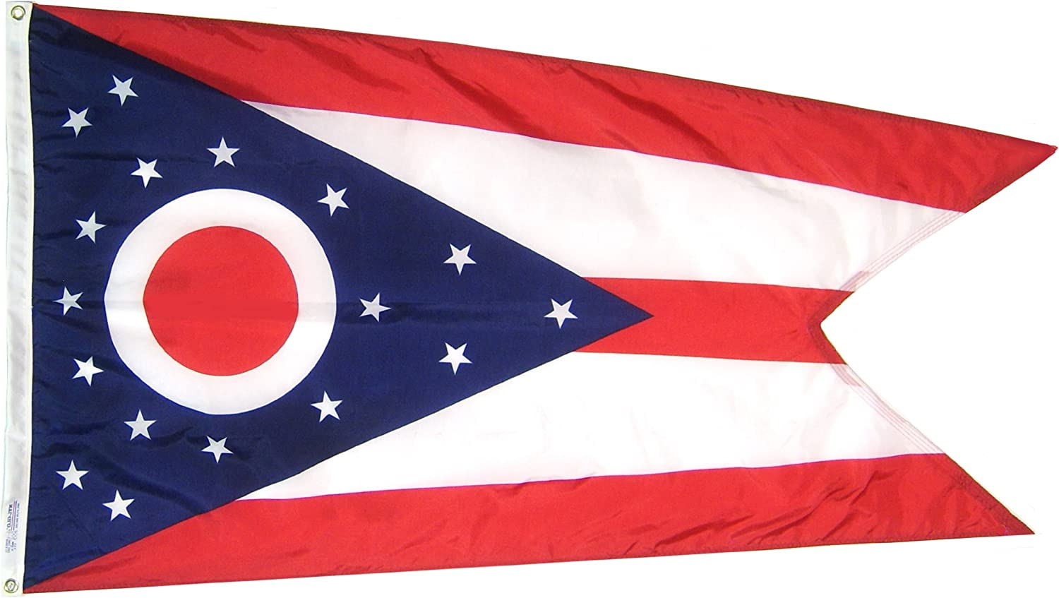 Annin Flagmakers 144260 State Omaha Mall Flag 3x5' not_applicable Many popular brands