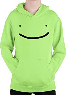 Dream Smile Face Funny Gaming YouTuber Unisex Hoodie Fanmade Hooded Sweatshirt Adults Unisex