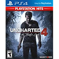 Deals on Uncharted 4: A Thiefs End (PS4)