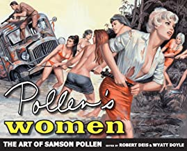 Pollen's Women: The Art of Samson Pollen (7) (Men's Adventure Library)