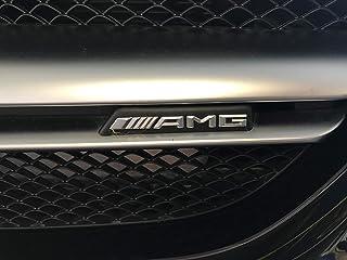 C117 CLA 45 AMG W176 A45 W205 C63 W212 E63 Kühlergrill Emblem Logo