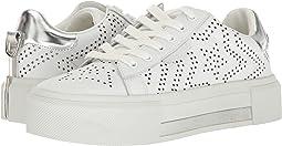 White Homerun Leather