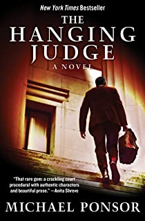 The Hanging Judge: A Novel (The Judge Norcross Novels Book 1)