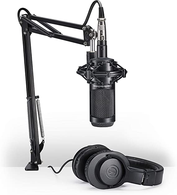 Audio-Technica AT2035PK Vocal Microphone Pack