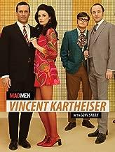 Mad Men: Vincent Kartheiser with Loni Stark