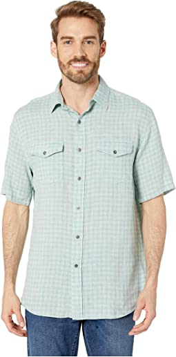 95d227a3 Levis bexar short sleeve plaid shirt, Clothing | Shipped Free at Zappos