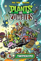 Plants vs Zombies: Timepocalypse (Plants vs. Zombies Book 2) Kindle Edition