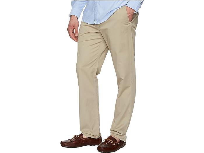 Soft Grey RALPH LAUREN Polo Mens Classic Fit Cotton Chino Pants