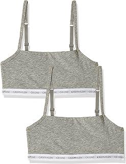 Calvin Klein Women's 2 Pack Unlined Bralette