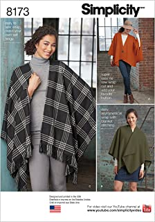 simplicity shawl patterns