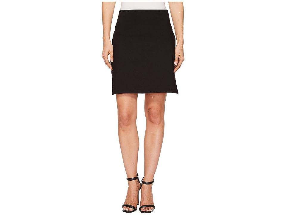 Susana Monaco Joyce Mini Skirt (Black) Women
