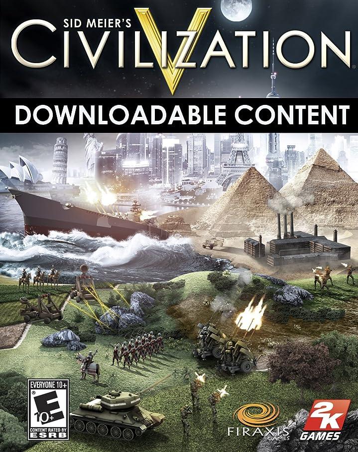 自由白雪姫好奇心Civilization(R) V DLC: Cradle of Civilization ‐ Americas (日本語版) [オンラインコード]