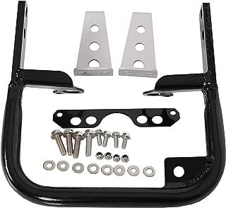 ECOTRIC Rear Bumper Grab Bar Compatible with Yamaha YFZ 450 (2004-2013)