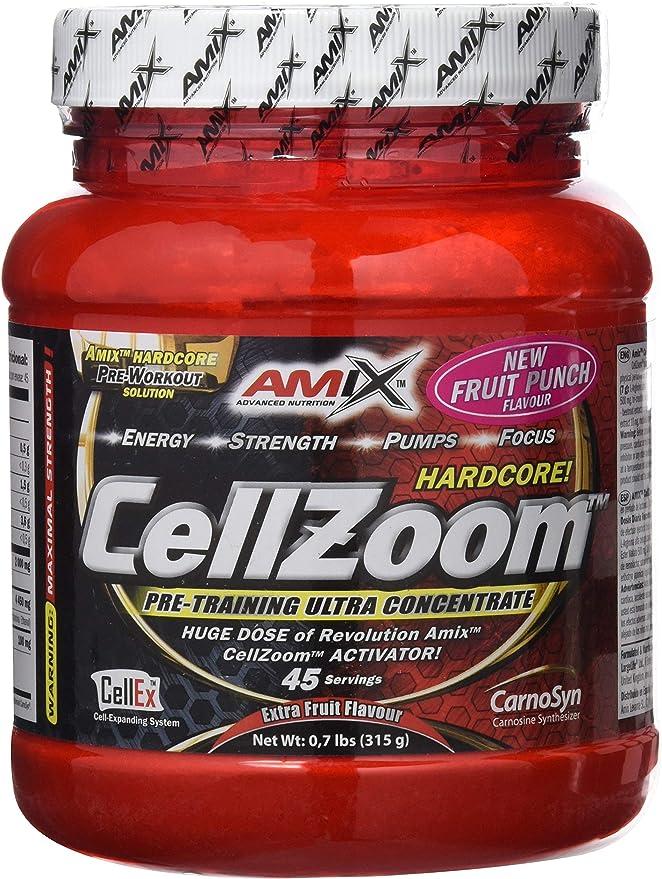 Amix Cellzoom 315 Gr Fruit Punch 315 g
