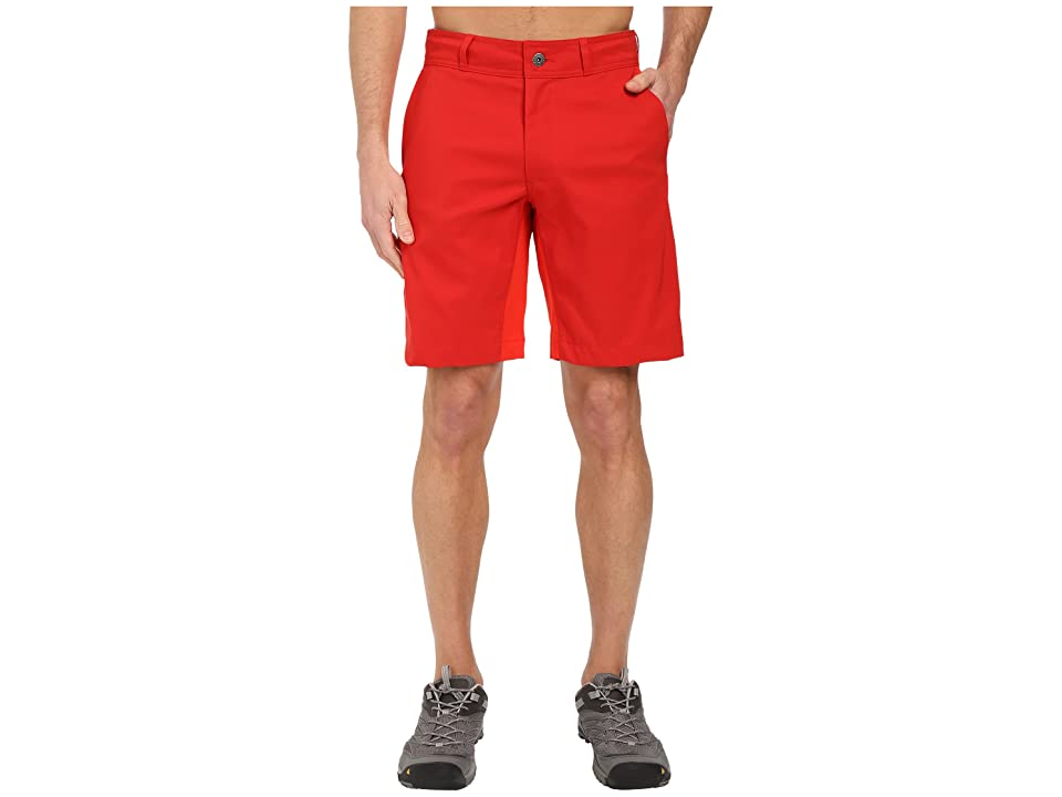 The North Face Pacific Creek 2.0 Shorts (Pompeian Red (Prior Season)) Men