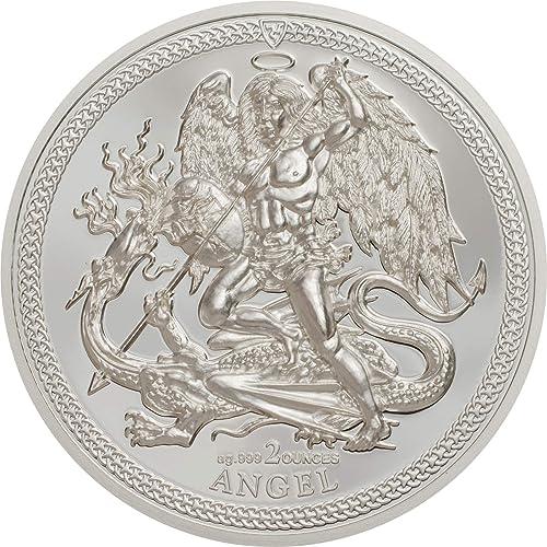 autorización TGBCH Isle of Man, 1 Angel Piedfort Piedfort Piedfort plata Proof Coin 2018  Web oficial