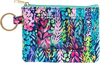 Mary Square Wisteria Waves ID Wallet