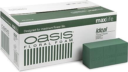 Oasis Ideal Floral Foam Maxlife Brick (Box contains 20 bricks)