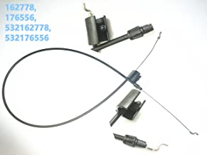 REPL Zone Control Cable Brake Stop -Generic Aftermarket Part (Cable Length 52-3/4