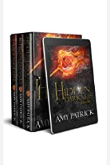 The Hidden Saga Box Set: Books 4-6 Kindle Edition